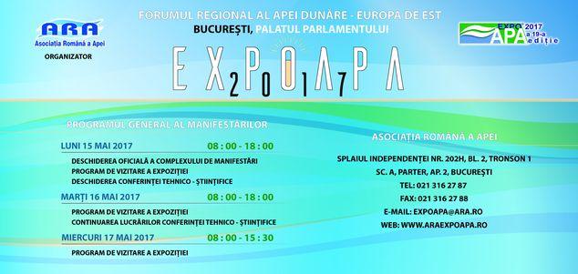PROGRAM EXPOAPA2017